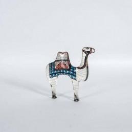 Abraham Palatnik Set of Two Camels Sculpture