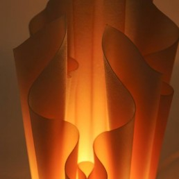 Athena Lamps by Georgia Jacob