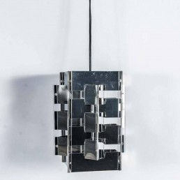 Rare geometric pendants by Jan Hoogervorst for Anvia Holland