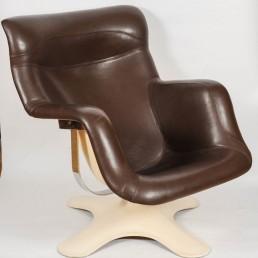 Karuselli Lounge Chair by Yrjö Kukkapuro