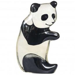 Lucite Panda Designed by Abraham Palatnik