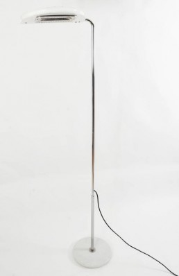 Mezzaluna Floor Lamp by Bruno Gecchelin for Skipper