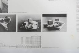 Rem Koolhaas Serigraphy of Nederlands Dans Theater