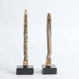 Romildo Cardozo Bronze Sculptures