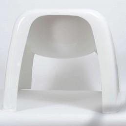 Toga chair Sergio Mazza Artemide
