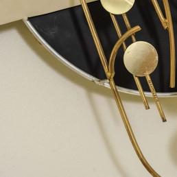 The Piano brass wall sculpture Curtis Jeré
