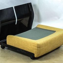 Amanta Chairs by Mario Bellini for B&B Italia
