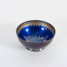 One of four beautiful enameled items made by Eva Scherer, Vienna, Austria