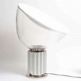 Taccia floor or table lamp by P.G. & Achille Castiglioni