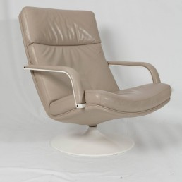 F156 Geoffrey Harcourt Easy Chair for Artifort