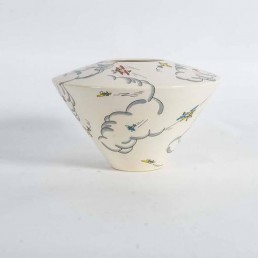 Special Edition of the Well-Known Vase by Claude Dumas Créations Dumas, France