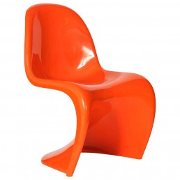 Set of Two Original Panton S Chairs