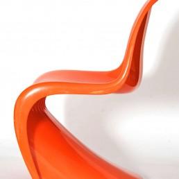 Set of Two Original Panton S Chairs