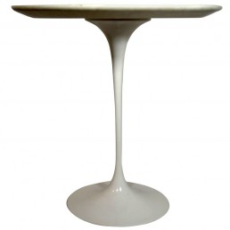 Midecntury Occasional Table Tulip by Eero Saarinen for Knoll International