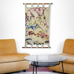 TAPESTRY OR WALL HANGING MADE BY A. SMIT