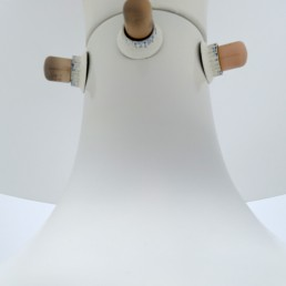 1970s Mushroom Shaped Table or Floor Lamp by Gino Sarfatti for Arteluce