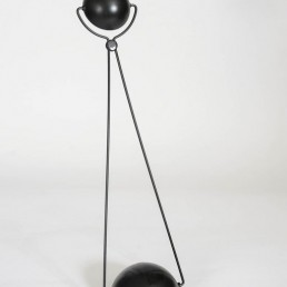 Postmodern Table or Desk Lamp Meridiana by Paolo Piva for Stefano Cevoli
