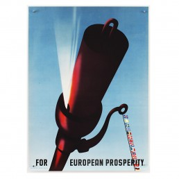 25 Original Marshall Plan Posters, a Complete Collection of the Contest Winners