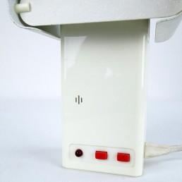Pair of Varolux Automatic Lamps by Hartmut Voigt for VEB Messgeraetewerk