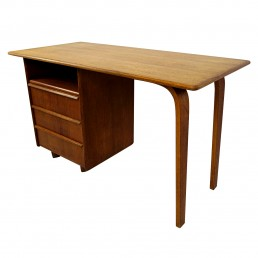Mid-Century Modern Desk Designed by Cees Braakman for USM Pastoe