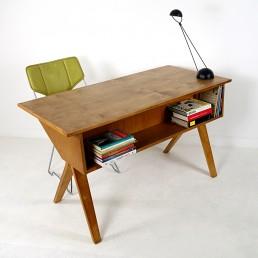 Mid-Century Modern Desk EB02 Designed by Cees Braakman for USM Pastoe