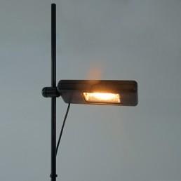 Postmodern Italian Floor Lamp RT3 Designed by Gianfranco Frattini for Relco