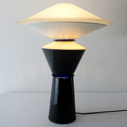 Postmodern Table Lamp Giada Designed by Pier Giuseppe Ramella for Arteluce
