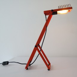 Postmodern Italian Table Lamp Sintesi by Ernesto Gismondi for Artemide