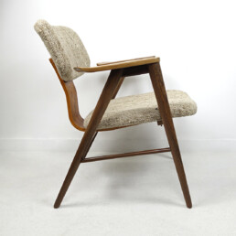 Mid-Century Modern Teak Lounge Chair FT14 by Cees Braakman for Pastoe