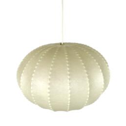 Mid-Century Modern Cocoon Pendant Designed, Achille & Pier Castiglioni for Flos