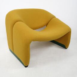 Mid-Century Modern Groovy Chair F598 by Pierre Paulin for Artifort