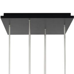 Modernist Pendant L40 Designed in 1922 by Gerrit Rietveld